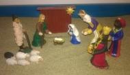 208 Scena nasterii lui Isus